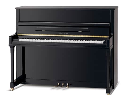 pearl river upright piano UP121S
